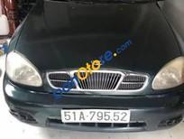 Chính chủ bán Daewoo Aranos sản xuất 2002, màu đen