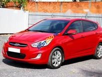 Cần bán xe Hyundai Accent 1.4AT sản xuất 2015, màu đỏ, 505tr