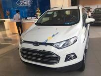 Bán xe Ford EcoSport Titanium 1.5AT năm sản xuất 2017, màu trắng, 575 triệu