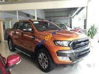 Bán Ford Ranger Wildtrak 3.2L đời 2017, giá bán tốt