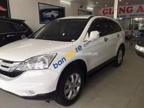 Bán ô tô Honda CR V đời 2012, màu trắng, xe cực đẹp