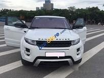 Cần bán lại xe LandRover Range Rover Evoque Dynamic sản xuất năm 2013, màu trắng