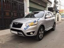 Bán ô tô Hyundai Santa Fe SLX sản xuất 2011, màu bạc, nhập khẩu, 780 triệu