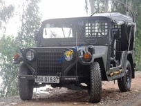 Cần bán Jeep M151 năm sản xuất 1980, màu xanh lục, nhập khẩu, giá chỉ 280 triệu
