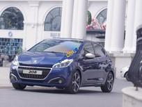 Bán xe Peugeot 208 cá tính, màu xanh