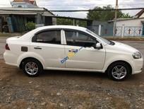 Cần bán Daewoo Gentra SX sản xuất 2006, màu trắng