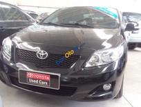 Bán xe Toyota Corolla altis 2.0V đời 2009, màu đen