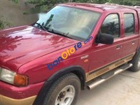 Bán xe Ford Ranger đời 2001, màu đỏ, 2 cầu