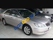 Cần bán Toyota Camry 3.0 V6 đời 2005, giá tốt