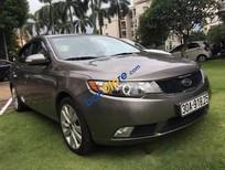 Cần bán Kia Forte Sli đời 2009, màu nâu, xe nhập chính chủ