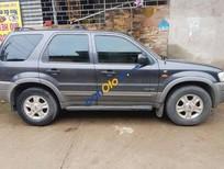 Bán ô tô Ford Escape năm sản xuất 2002, màu xám chính chủ