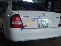 Cần bán lại xe Mazda 323 năm 2002, màu trắng, xe tư nhân chính chủ