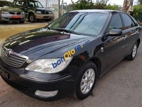 Cần bán xe Toyota Camry 2.4G đời 2003, màu đen, giá tốt