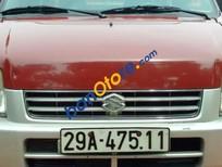 Cần bán lại xe Suzuki Vitara MT năm 2002, màu đỏ còn mới