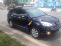 Bán xe Honda CR V sản xuất năm 2012, màu đen, giá tốt