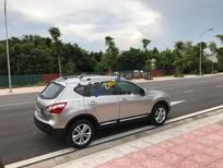 Bán xe Nissan Qashqai SE đời 2010, màu bạc, xe nhập, 589 triệu
