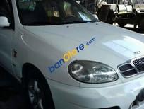 Bán xe cũ Daewoo Lanos 2004, màu trắng
