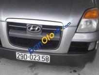 Bán xe Hyundai Starex năm 2004, màu xám