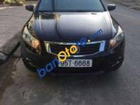 Cần bán lại xe Honda Accord AT sản xuất 2008, màu đen chính chủ