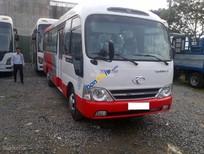 Bán xe khách Hyundai nhập khẩu 29 chỗ tại Hải Phòng, hỗ trợ trả góp 80% xe 0936766663