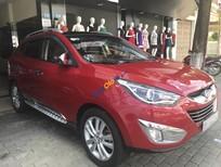Cần bán xe Hyundai Tucson 2012, ĐK 2013, màu đỏ nhập khẩu nguyên chiếc