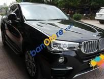 Chính chủ bán xe BMW X4 2.0 AT đời 2016, màu đen, nhập khẩu