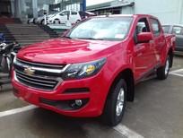 Bán Chevrolet Colorado 2.5 4x4 năm sản xuất 2017, màu đỏ, nhập khẩu