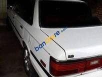 Cần bán lại xe Toyota Camry đời 1987, màu trắng, nhập khẩu