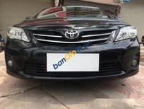 Bán Toyota Corolla altis AT đời 2011, màu đen số tự động