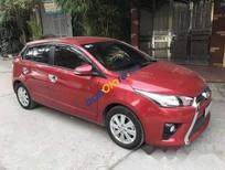 Bán ô tô Toyota Yaris E năm 2015, màu đỏ, nhập khẩu nguyên chiếc như mới, giá 545tr