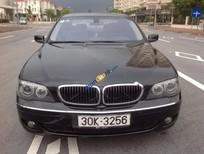 Cần bán BMW 7 Series 750Li đời 2006, màu đen