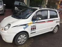 Bán xe cũ Daewoo Matiz SE đời 2008, gầm chắc, điều hoà mát, thân vỏ đẹp