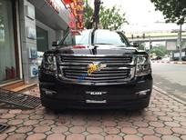 Bán xe Chevrolet Suburban đời 2017, màu đen, nhập khẩu Mỹ - LH: 0948.256.912