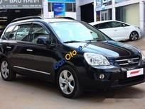 Cần bán lại xe Kia Carens SX 2.0AT đời 2009, màu đen
