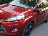 Bán xe Ford Fiesta S, 5 cửa, đời 2011, màu đỏ, số tự động, xe tuyệt đẹp