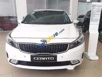 Bán xe Kia Cerato AT sản xuất 2016, màu trắng giá cạnh tranh