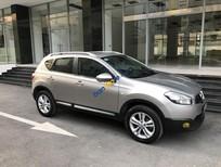 Cần bán xe Nissan Qashqai năm 2010 màu bạc, giá 599 triệu nhập khẩu