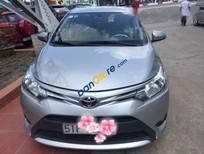 Bán ô tô Toyota Vios E đời 2015 số sàn