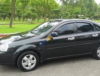 Bán xe Daewoo Lacetti sản xuất 2011, màu đen chính chủ