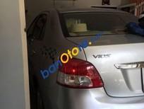 Bán Toyota Vios E 2008, màu bạc số tự động
