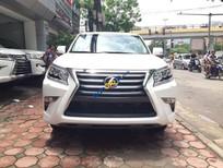 Cần bán xe Lexus GX Luxury đời 2015, màu trắng, nhập khẩu nguyên chiếc