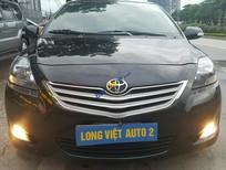 Bán ô tô Toyota Vios G 1.5MT năm 2013, màu đen, 440 triệu