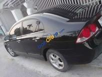 Cần bán Honda Civic sản xuất năm 2008, màu đen