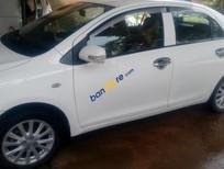 Cần bán xe Toyota Vios E đời 2010, màu trắng