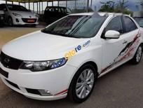 Bán xe Kia Cerato 1.6AT đời 2009, màu trắng, nhập khẩu, giá 419tr