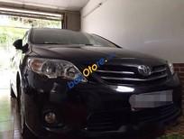 Chính chủ bán Toyota Corolla altis AT đời 2013, màu đen