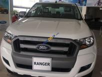 Bán xe Ford Ranger XLS AT sản xuất năm 2017, màu trắng, nhập khẩu, giá chỉ 670 triệu