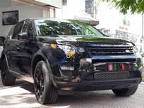 Bán LandRover Discovery Sport HSE đời 2016, màu đen, cam kết xe chất lượng, hỗ trợ vay vốn ngân hàng