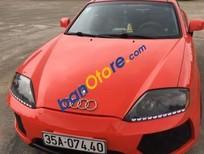Cần bán Hyundai Tuscani sản xuất năm 2005, màu đỏ, nhập khẩu nguyên chiếc