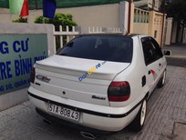Fiat Siena 1.6 HLX đời 2003, màu trắng độ thể thao mới 99%
